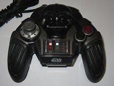 DARTH VADER Star Wars PLUG 'N PLAY TV 5 Total GAMES in hand held Controller