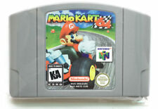 Mario Kart Nintendo 64 Game  1997