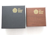 2008 - 2013 Royal Mint Gold Proof £2 Two Pound Double Sovereign Coin Box Only