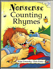 Nonsense Counting Rhymes - Verse Zahlen Reime englisch - Umansky /  Fisher - OUP
