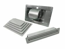 Tjernlund AS2 AireShare Room to Room Transfer Fan Blower for Ductless Minisplits