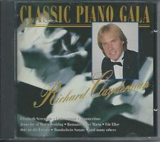 RICHARD CLAYDERMAN - Classic piano Gala CD Album 14TR 1994 HOLLAND