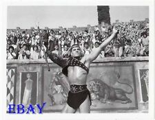 ! Duncan Regehr barechested VINTAGE Photo Last days Of Pompeii