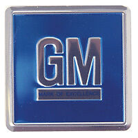 New GM Mark of Excellence Logo Emblem