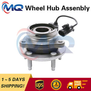 Front Wheel Hub Bearing For Pontiac G6 Saturn Aura HHR Cobalt Malibu 5 Lug w/ABS