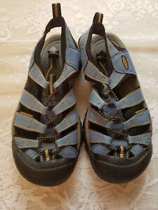 KEEN Newport Sandals Blue Girls/ Boys Youth Size 5