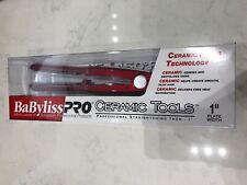 "Babyliss Pro Ceramic Tools Professional Ceramic 1"" Straightening Iron"
