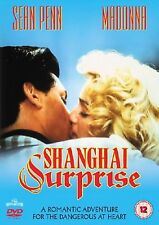Shanghai Surprise - Sean Penn,Madonna,Paul Freeman Brand New Sealed Region 2 DVD