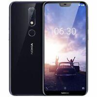 Nokia X6 Plus NEUF (Nokia 6.1 Plus) Dark Blue 6Go + 64Go