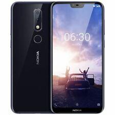 Nokia X6 Plus NEUF (Nokia 6.1 Plus) Dark Blue 6Go + 64Go + film protection