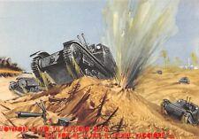 C6298) WW ETIOPIA, XX BATTAGLIONE CARRI D'ASSALTO RANDACCIO. ILL. D'ERCOLI.