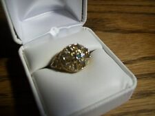 Celtic Cross Ring - Ladies Size  9  - Franklin Mint
