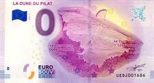 33 LA TESTE-DE-BUCH La dune du Pilat 3, 2018, Billet 0 € Souvenir