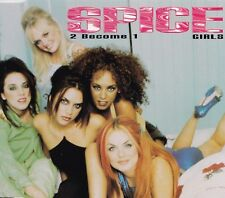 Spice Girls - 2 Becomes 1  CD single
