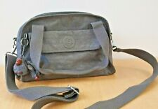 Kipling STAR Convertible Handbag - Gray EUC
