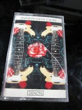 Passion by Steve Laury CASSETTE TAPE~