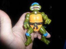 1991 TMNT Teenage Mutant Ninja Turtles Talkin' Leonardo 4 inch action figure