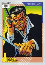 JIGSAW / Marvel Universe Series 2 (Impel 1991) BASE Trading Card #66