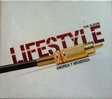 Andrea T Mendoza – Lifestyle - The Album Cd Stil Sealed With Slipcase House