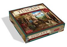 Tuscany Essentials Edición Expansión para VITICULTURE Juego de mesa