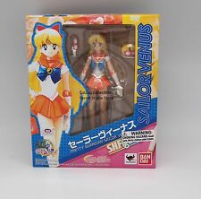 S.H. Figuarts Sailor Moon Sailor Venus First Edition Figure Bandai