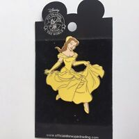 Sitting Princesses Belle Beauty and the Beast Disney Pin 29333