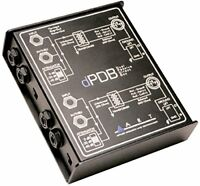 ART DPDB 2-Channel Dual Passive Injection Direct Box DI NEW + FREE 2-DAY SHIP!