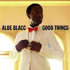 "ALOE BLACC ""GOOD THINGS"" CD NEW"