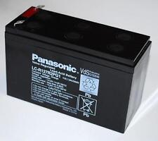 10 x Panasonic Blei Gel-Akku 12V 7,2Ah VdS LC-R127R2PG1