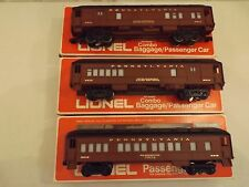 O Lionel Pennsylvania passenger set, 3 cars, in original box - #9515, 9510, 9510
