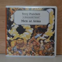 Men at Arms: by Terry Pratchett - Unabridged Audiobook - 9CDs
