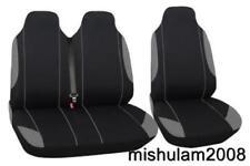 2+1 Grau Sitzbezüge Polyester Schonbezug für Iveco Hyundai Kia Mazda Mitsubishi
