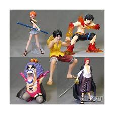 Bandai One Piece Gashapon Digital Grade DG Ace Shanks Ivankov Nami Luffy Figure