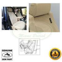 GENUINE LAND ROVER REAR SEAT FRAME COVER LR3 LR4 SPORT 05-13 HXM500061PVJ NEW