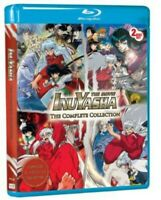 Inuyasha: The Movie the Complete Collection [New Blu-ray] Deluxe Ed, D