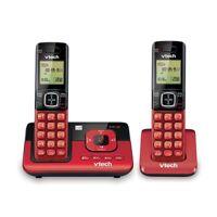 VTech 2 Handset Cordless Answering System w/ Caller ID/Call Waiting (CS6829-26)™