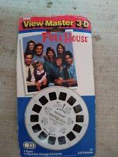 Vtg 1990s Sealed Viewmaster 3-D Full House Mary-Kate Ashley Olsend John Stamos