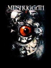 MESHUGGAH cd cvr Eye Logo - I - Official Black SHIRT XXL 2X new