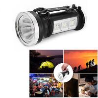 Lanterne Rechargeable Lampe Torche Led Panneau Solaire Et Ac Batterie Interne
