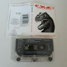 CARTER USM POST HISTORIC MONSTERS CASSETTE TAPE CHRYSALIS UK 1993