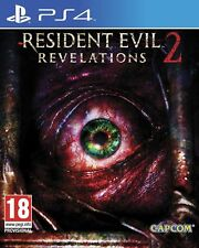 Resident Evil: Revelations 2 PS4 Game.