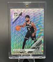 2020 SILVER DONRUSS OPTIC Kyrie Irving HOLO PRIZM - NETS -INVEST -w/ CASE