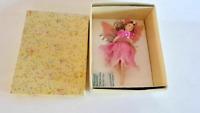 Cute Fairy Still Attached To Original Box Collectible Doll Ornament