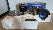 Alpine DDDrive DDC-R13F Speakers New Opened Never Used 5-1/4 13cm Damaged Box
