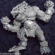 1987 Skaven C22 Rata Ogro 1 Caos ratmen Citadel Warhammer ejército Beast Master ogor