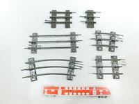 BW241-0,5# 6x Märklin Spur 1 Ausgleichsstück/Gleis für elektrischen Betrieb