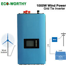 ECO 1000W Wind Power Grid Tie Inverter with Limiter for 3 Phase Wind Turbine