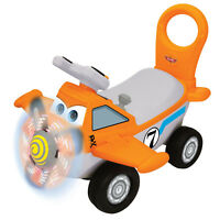 Kiddieland Disney Planes Dusty Activity Toddler Ride-On Push Plane   049825
