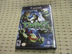 TMNT Teenage Mutant Ninja Turtles für Nintendo GameCube GC OVP *US Version*