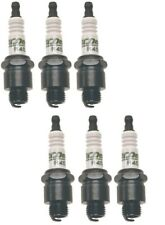 Set Of 6 Spark Plugs AcDelco For Chevy Bel Air Fleetline Styleline Special L6